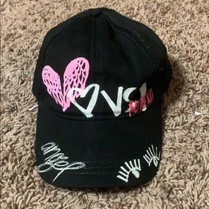 NEW Limited Edition Victoria's Secret Graffiti Cap
